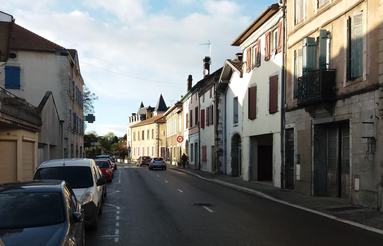 Peyrehorade-rue-Gambetta