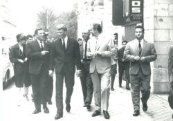 Johnny Hallyday à Bayonne dans les années 60