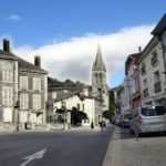 Peyrehorade - Place Nauton-Truquez avant et après
