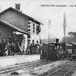 Pouillon Ancienne Gare