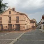 Habas - Mairie avant et après
